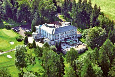 Parkhotel Golf - Mariańskie Łaźnie Czechy