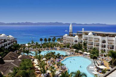 Princesa Yaiza Suite Hotel Resort Hiszpania