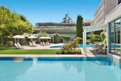 Hotel Terme Europa Włochy