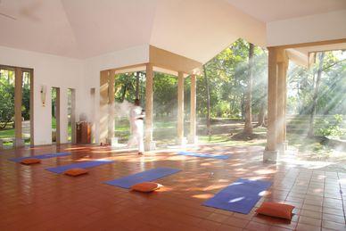 Ajurwedyjskie odmłodzenie i joga