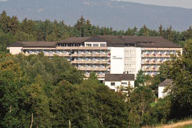 Hotel Alexandersbad Niemcy