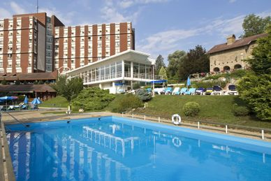 Thermal Aqua Health Spa Hotel Węgry