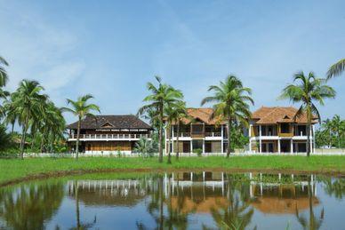 Meiveda Ayurveda Beach Resort Indie