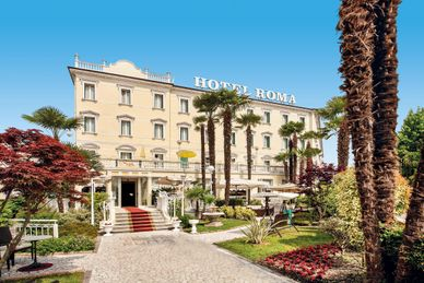 Hotel Terme Roma Włochy