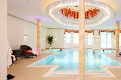 Privathotel & Spa Post an der Therme Niemcy