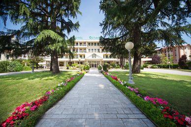 Hotel Olympia Terme Włochy