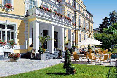 Monti Spa Hotel Czechy