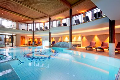 Europejski Ayurveda-Resort Mandira Austria