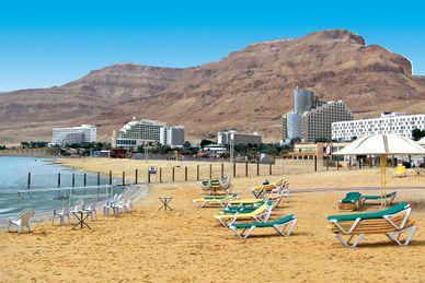 Daniel Dead Sea Izrael