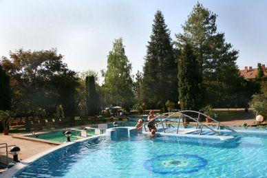 Health Spa Hotel Sárvár Węgry