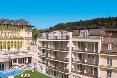 Falkensteiner Hotel Grand MedSpa Marienbad Czechy