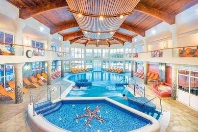Hotel Európa fit Węgry