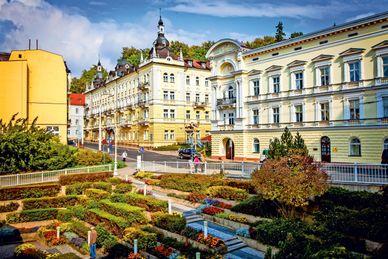 Hotel Reitenberger Czechy