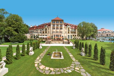 Ensana Thermia Palace Health Spa Hotel Słowacja
