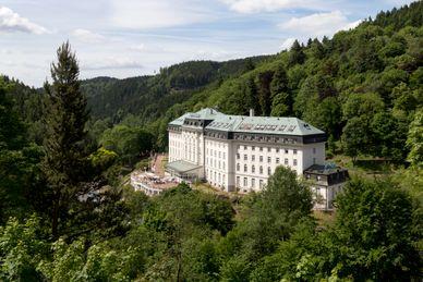 Kurort Radium Palace Czechy