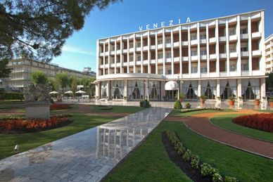 Hotel Terme Venezia Włochy