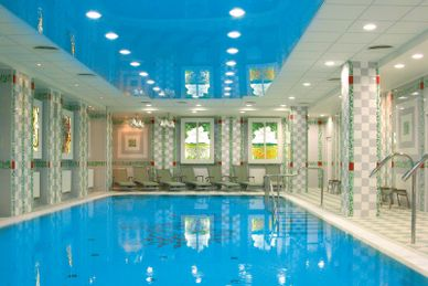 Ensana Butterfly Health Spa Hotel Czechy