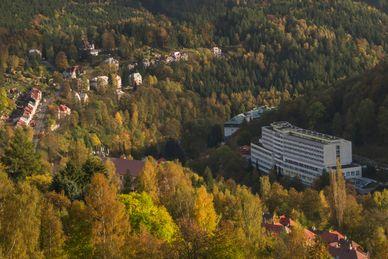 Kurort Behounek Czechy