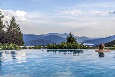 Kurhaus Cademario Hotel & Spa Szwajcaria