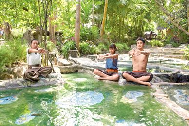 Wareerak Hot Spring Retreat Tajlandia