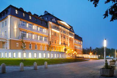 Spa & Kur Hotel Harvey Czechy