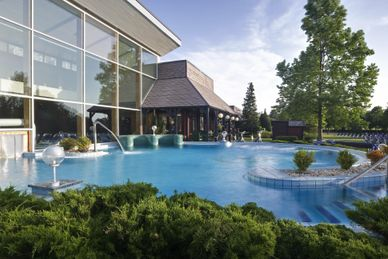 Danubius Hotel Bük Węgry