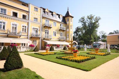 Hotel Bajkal Czechy