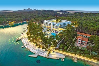 Hotel Bellevue Chorwacja