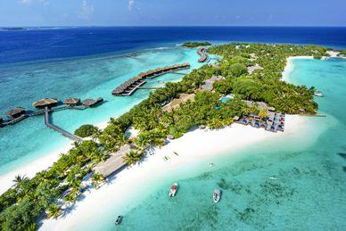 Luksus na Malediwach