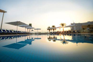 Hod Hamidbar Resort & Spa Hotel Izrael