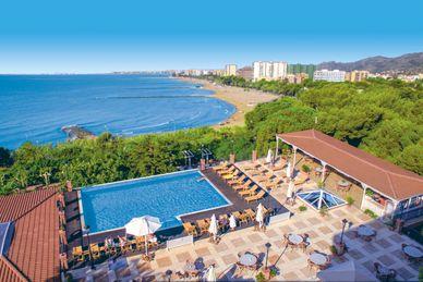 Thalasso Hotel Termas Marinas El Palasiet Hiszpania