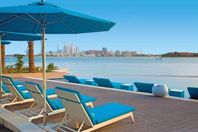 The Retreat Palm Dubai Zjedn. Emiraty Arabskie