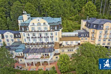 Hotel Royal - Marienbad Czechy