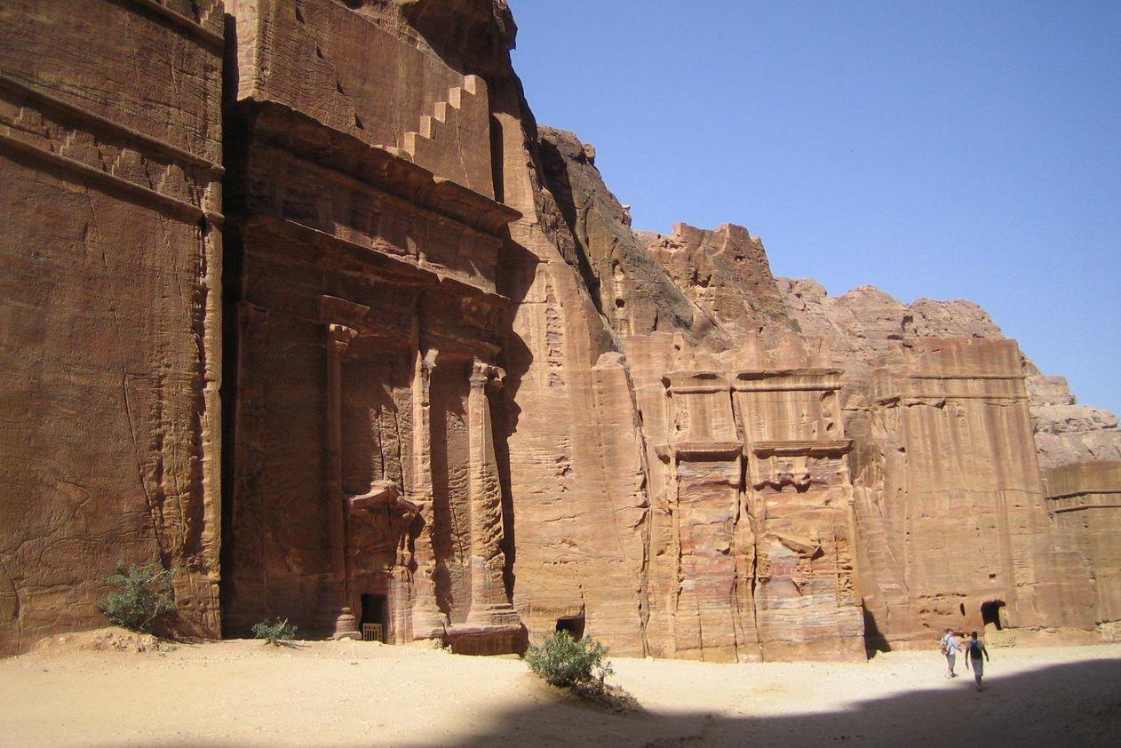 Skalne miasto Petra & Wadi Rum (Marriott Hotel)