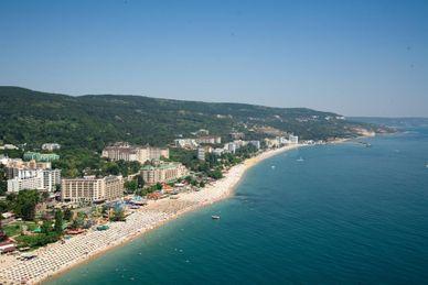 DoubleTree by Hilton Varna Golden Sands Bułgaria