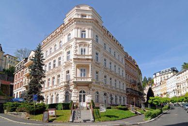Hôtel Slovan Czechy