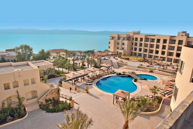 Dead Sea Spa Hotel Medical Center Jordania