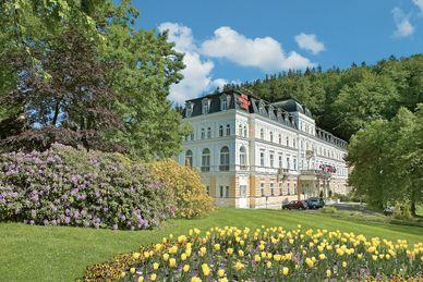 Ensana Centrální Lázně Health Spa Hotel Czechy