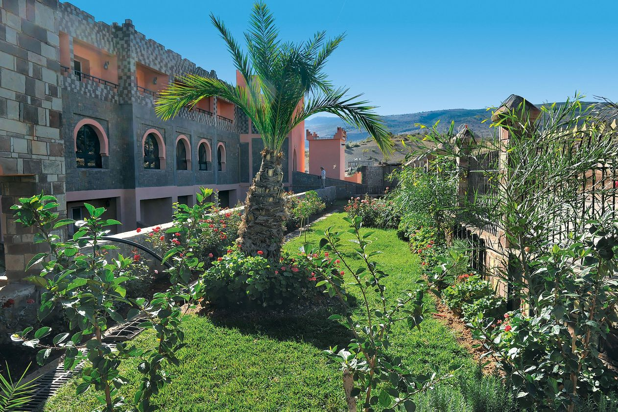 Poznaj Maroko